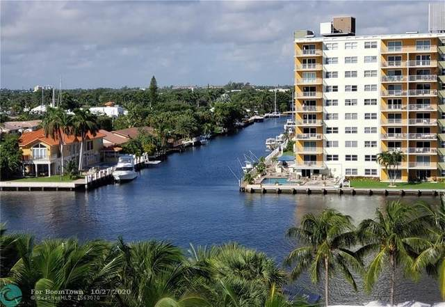 3020 NE 32nd Ave #618, Fort Lauderdale, FL 33308 (MLS #F10255639) :: Patty Accorto Team