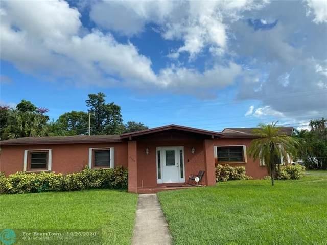 3390 NW 8th St, Lauderhill, FL 33311 (MLS #F10255641) :: Castelli Real Estate Services
