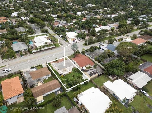 1601 NE 15th Ave, Fort Lauderdale, FL 33305 (MLS #F10255642) :: THE BANNON GROUP at RE/MAX CONSULTANTS REALTY I