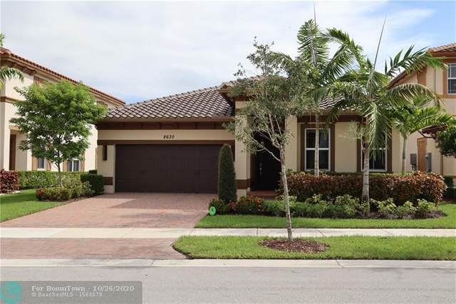 8630 Miralago Way, Parkland, FL 33076 (MLS #F10255645) :: United Realty Group
