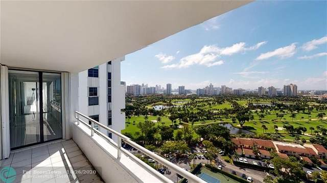 20225 NE 34th Ct #2114, Aventura, FL 33180 (#F10255663) :: Posh Properties