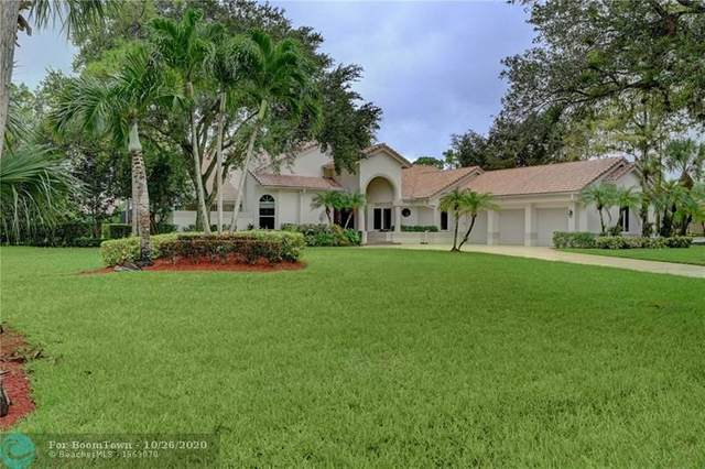 7608 NW 51st Pl, Coral Springs, FL 33067 (MLS #F10255700) :: United Realty Group