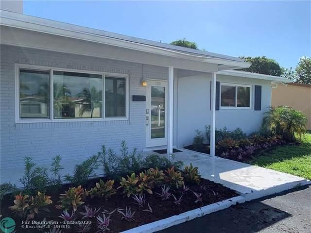 3020 NE 1st Ave, Pompano Beach, FL 33064 (MLS #F10255722) :: Berkshire Hathaway HomeServices EWM Realty
