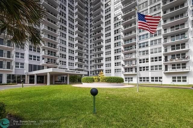 405 N Ocean Blvd #1627, Pompano Beach, FL 33062 (#F10255726) :: Posh Properties