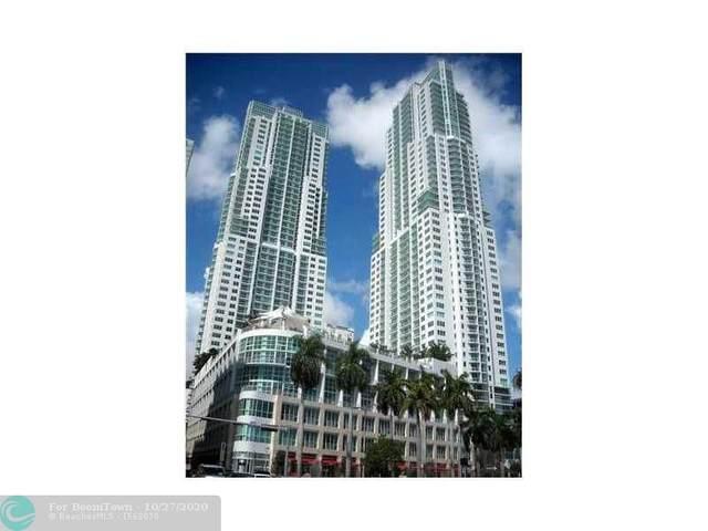 253 NE 2nd St #3205, Miami, FL 33132 (MLS #F10255727) :: Castelli Real Estate Services