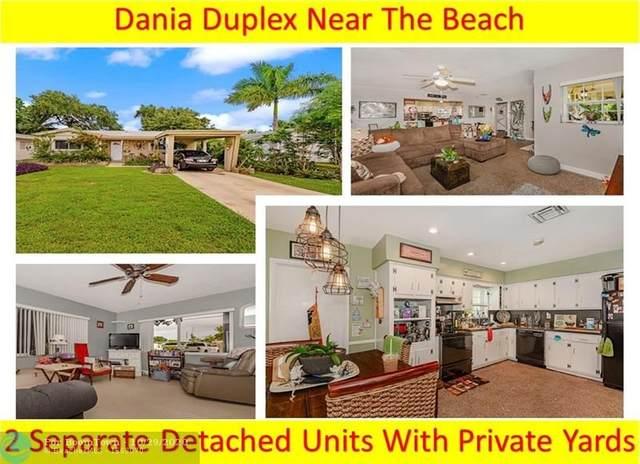 278 SW 9th St-, Dania Beach, FL 33004 (MLS #F10255728) :: Berkshire Hathaway HomeServices EWM Realty