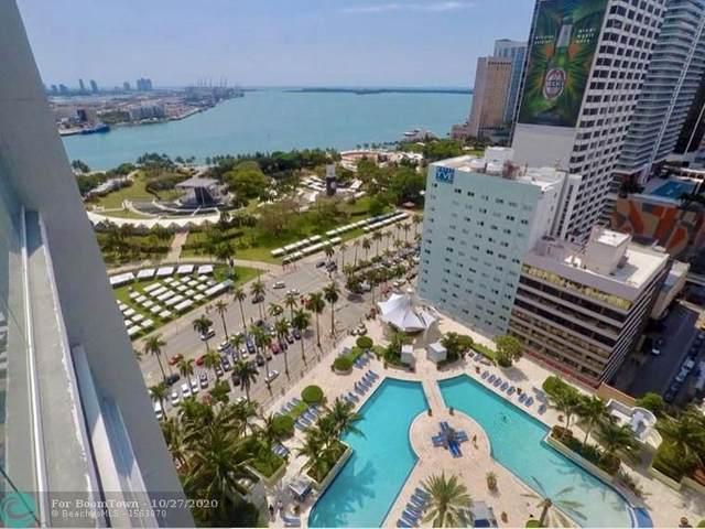 244 Biscayne Blvd #2407, Miami, FL 33132 (MLS #F10255729) :: Patty Accorto Team