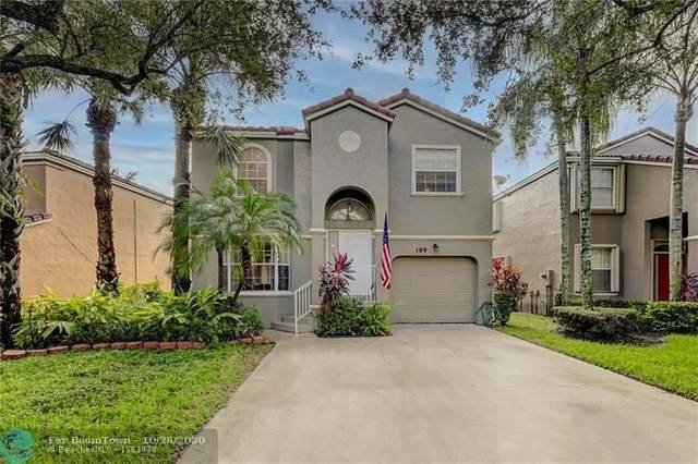 109 NW 118th Dr, Coral Springs, FL 33071 (MLS #F10255731) :: United Realty Group