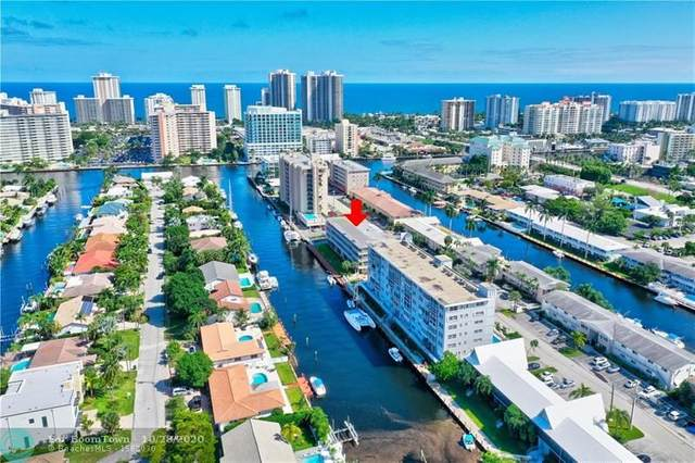 2841 NE 33rd Ct #406, Fort Lauderdale, FL 33306 (#F10255740) :: Manes Realty Group