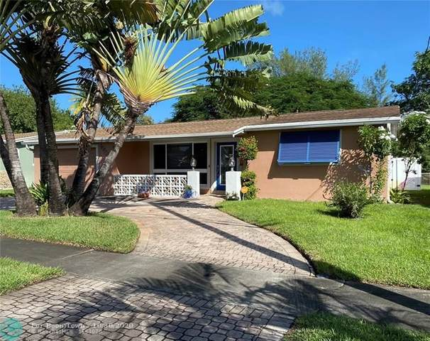 2103 N 31st Ave, Hollywood, FL 33021 (MLS #F10255750) :: Berkshire Hathaway HomeServices EWM Realty