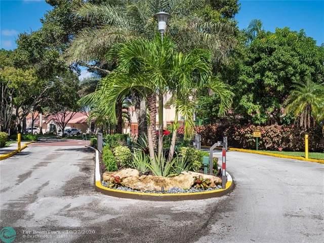 9440 NW 18th Dr, Plantation, FL 33322 (MLS #F10255776) :: Berkshire Hathaway HomeServices EWM Realty