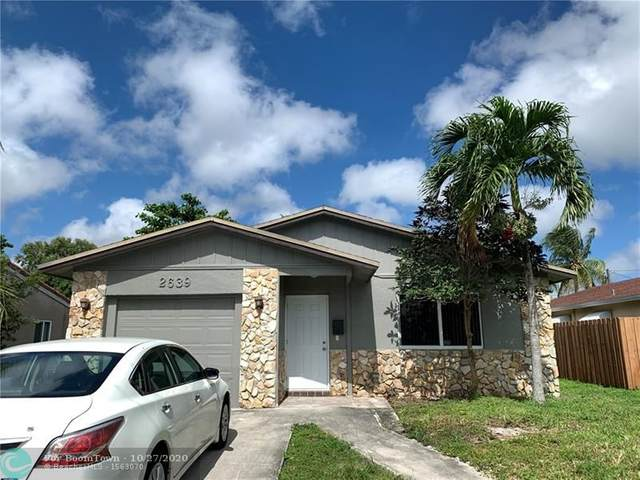 2639 Taylor Street, Hollywood, FL 33020 (#F10255778) :: The Power of 2 Group   Century 21 Tenace Realty