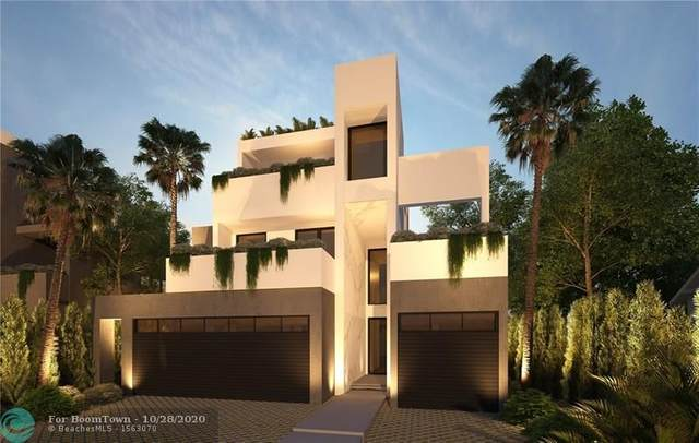 2613 Center Avenue, Fort Lauderdale, FL 33308 (MLS #F10255783) :: The Howland Group