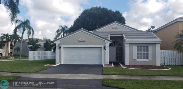 5206 NW 55th St, Coconut Creek, FL 33073 (MLS #F10255797) :: United Realty Group