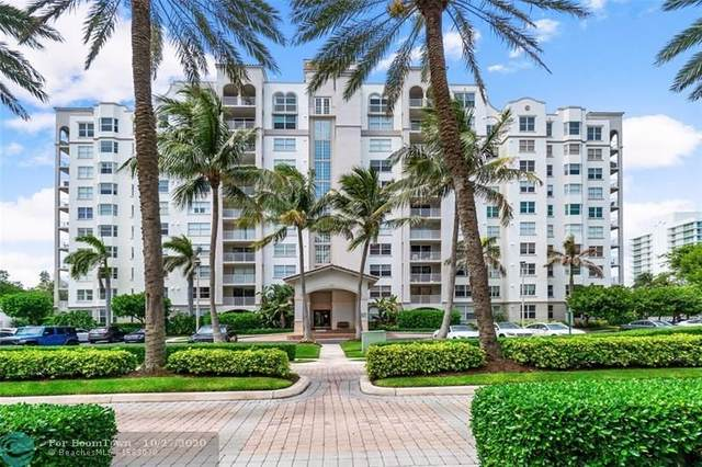 3594 S Ocean Blvd #704, Highland Beach, FL 33487 (#F10255806) :: Posh Properties