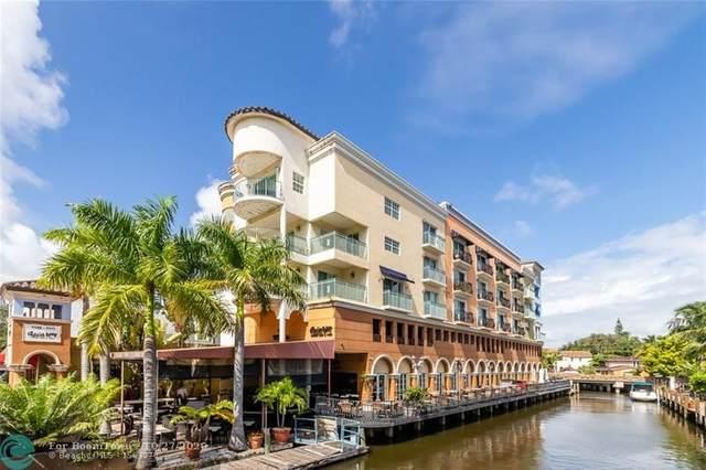 1111 E Las Olas Blvd #409, Fort Lauderdale, FL 33301 (MLS #F10255819) :: The Jack Coden Group