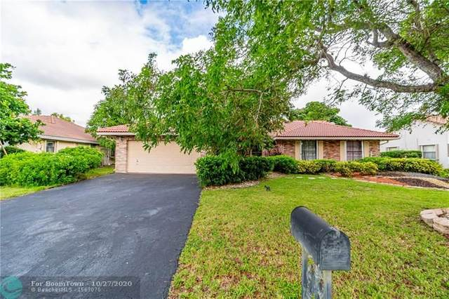 8625 NW 57th Ct, Coral Springs, FL 33067 (MLS #F10255820) :: Berkshire Hathaway HomeServices EWM Realty