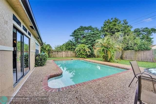 4861 NW 7th St, Plantation, FL 33317 (MLS #F10255822) :: Dalton Wade Real Estate Group