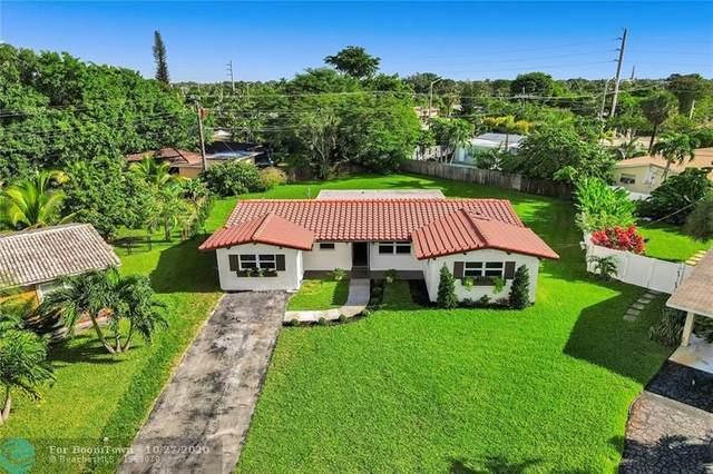 2648 NW 9th Ln, Wilton Manors, FL 33311 (MLS #F10255832) :: Dalton Wade Real Estate Group
