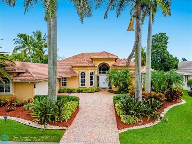 2543 Sanctuary Dr, Weston, FL 33327 (MLS #F10255850) :: United Realty Group