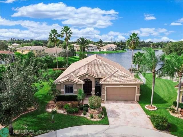4990 Swans Ln, Coconut Creek, FL 33073 (MLS #F10255854) :: Castelli Real Estate Services