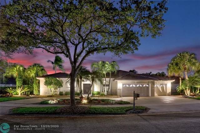 208 Landings Blvd, Weston, FL 33327 (MLS #F10255855) :: Berkshire Hathaway HomeServices EWM Realty