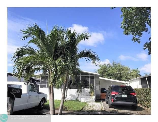 3027 SW 52nd St, Fort Lauderdale, FL 33312 (MLS #F10255871) :: Dalton Wade Real Estate Group