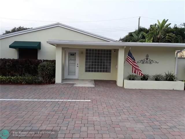 5830 Sheridan St, Hollywood, FL 33021 (MLS #F10255872) :: Dalton Wade Real Estate Group