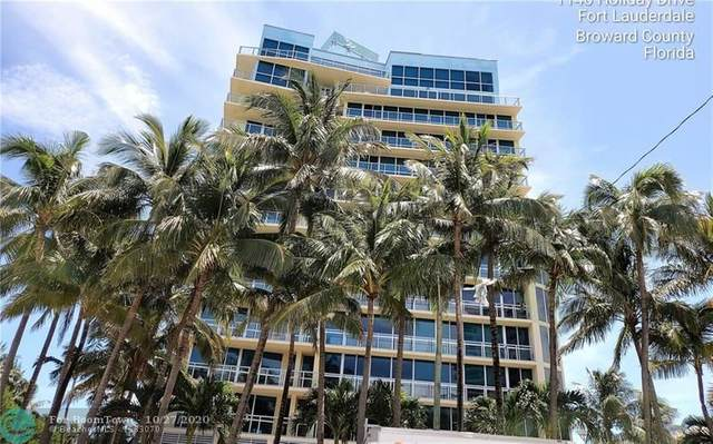 1200 Holiday Dr #307, Fort Lauderdale, FL 33316 (MLS #F10255884) :: The Jack Coden Group