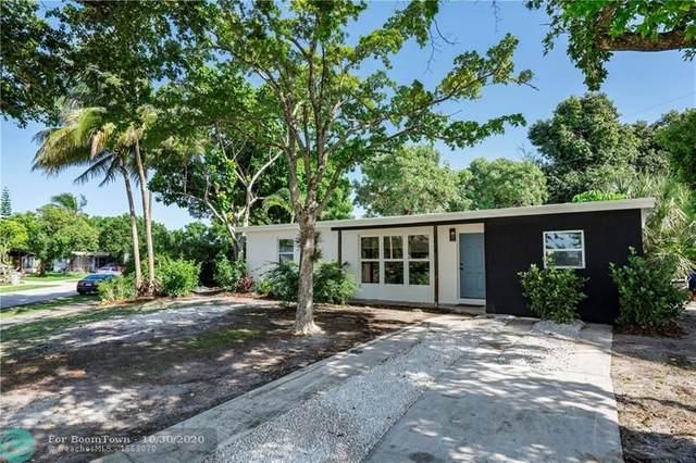 4160 NE 15th Ave, Pompano Beach, FL 33064 (MLS #F10255890) :: United Realty Group