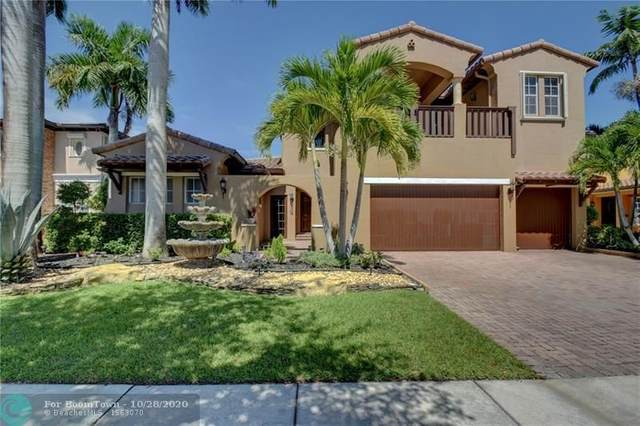 7303 NW 123 Avenue, Parkland, FL 33076 (MLS #F10255902) :: The Paiz Group