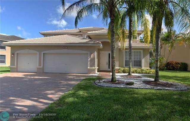 5923 NW 54th Cir, Coral Springs, FL 33067 (MLS #F10255922) :: Berkshire Hathaway HomeServices EWM Realty