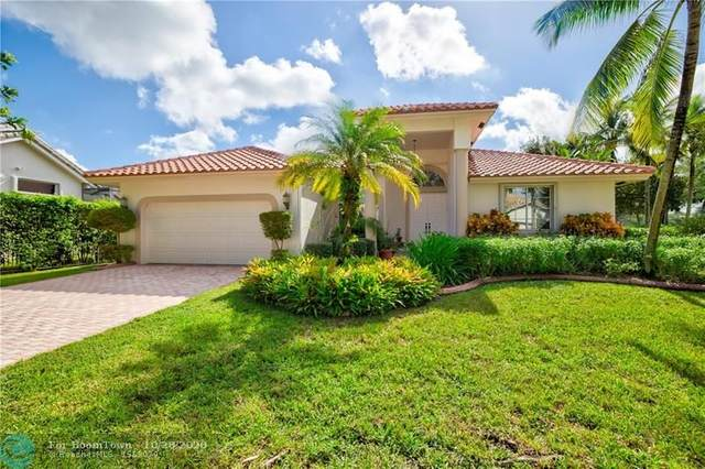 3067 Lakewood Cir, Weston, FL 33332 (MLS #F10255928) :: THE BANNON GROUP at RE/MAX CONSULTANTS REALTY I