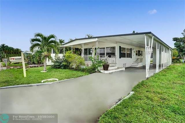 8380 SW 21st St, Davie, FL 33324 (MLS #F10255936) :: United Realty Group