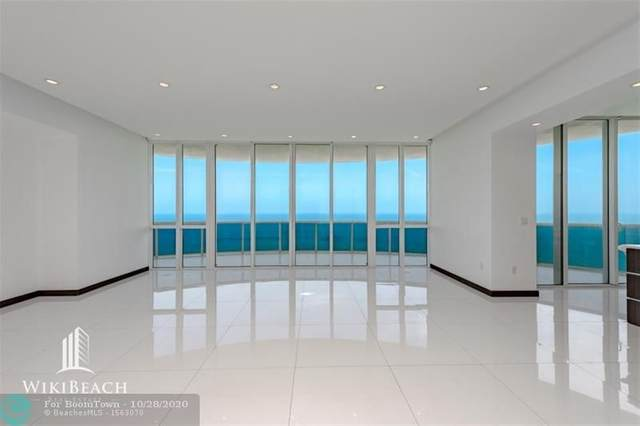 15901 Collins Ave #2701, Sunny Isles Beach, FL 33160 (MLS #F10255937) :: Patty Accorto Team