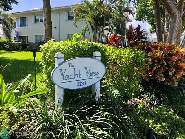 2734 NE 27th Ct #7, Lighthouse Point, FL 33064 (#F10255939) :: The Reynolds Team/ONE Sotheby's International Realty
