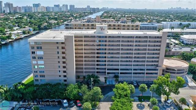 3100 NE 49th St #503, Fort Lauderdale, FL 33308 (#F10255981) :: Manes Realty Group