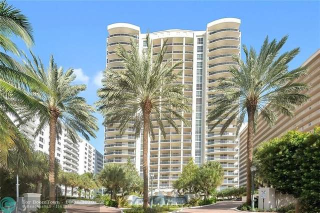 4240 Galt Ocean Drive #901, Fort Lauderdale, FL 33308 (MLS #F10255986) :: The Howland Group