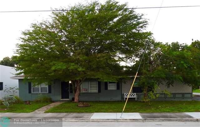 1500-A E Atlantic Blvd, Pompano Beach, FL 33060 (MLS #F10256005) :: United Realty Group