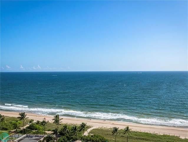 5100 N Ocean Blvd Ph1714, Lauderdale By The Sea, FL 33308 (MLS #F10256018) :: The Howland Group