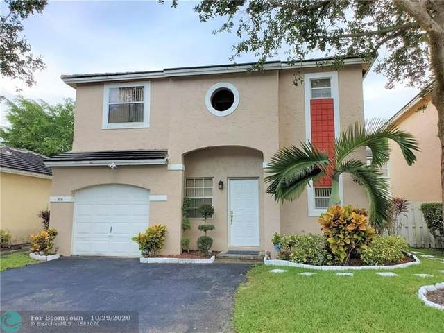 824 NW 99th Ave, Plantation, FL 33324 (MLS #F10256022) :: United Realty Group