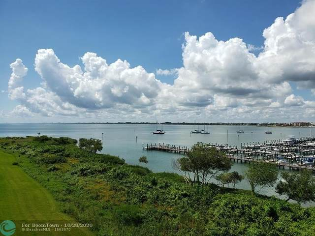 34 W Harbour Isle Dr #306, Fort Pierce, FL 34949 (#F10256023) :: The Reynolds Team/ONE Sotheby's International Realty