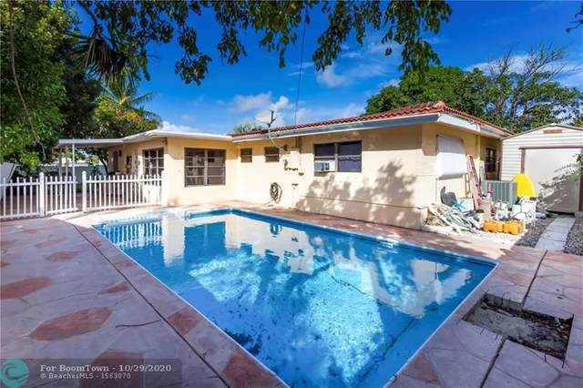 961 S Cypress Rd, Pompano Beach, FL 33060 (MLS #F10256028) :: Berkshire Hathaway HomeServices EWM Realty