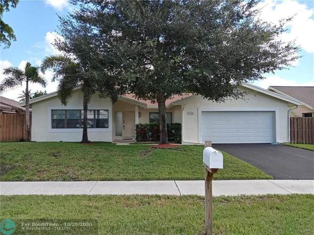 3320 NW 97th Ave, Sunrise, FL 33351 (MLS #F10256034) :: United Realty Group