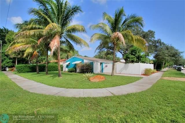 1121 SW 18th Ct, Fort Lauderdale, FL 33315 (MLS #F10256045) :: Berkshire Hathaway HomeServices EWM Realty
