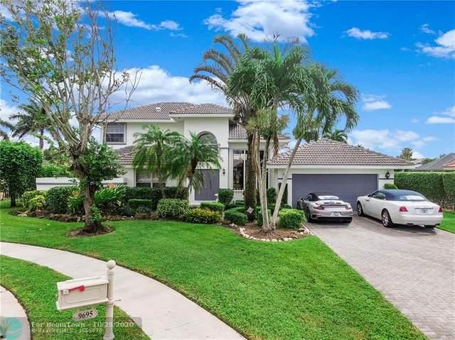 9695 W Lake Court, Boca Raton, FL 33434 (#F10256049) :: Realty One Group ENGAGE