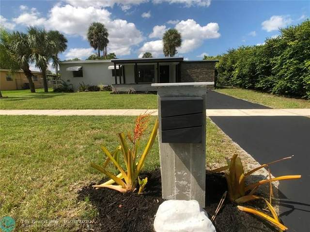 1313 NW 58th Ter, Margate, FL 33063 (MLS #F10256063) :: United Realty Group