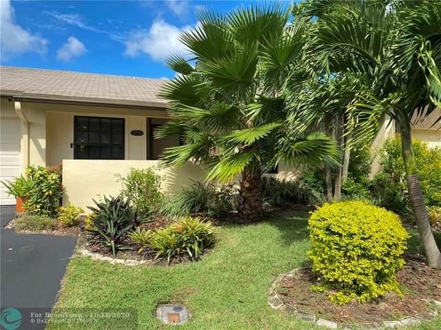 5290 Copperleaf Cir #5290, Delray Beach, FL 33484 (MLS #F10256087) :: Berkshire Hathaway HomeServices EWM Realty
