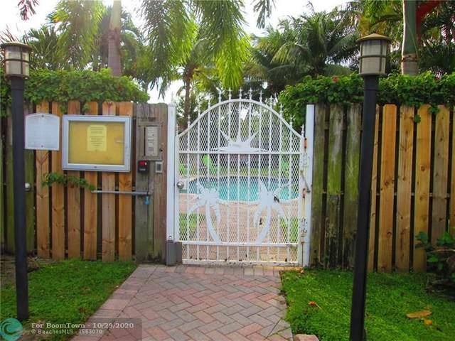1336 Holly Heights Dr #9, Fort Lauderdale, FL 33304 (MLS #F10256109) :: Laurie Finkelstein Reader Team