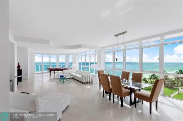 1430 S Ocean Blvd 7B, Pompano Beach, FL 33062 (MLS #F10256121) :: Laurie Finkelstein Reader Team